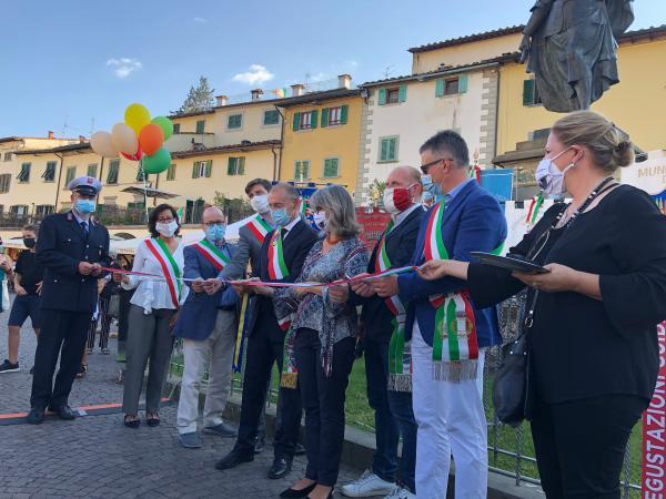 Inaugurazione Aspettando Expo Chianti Classico 2021
